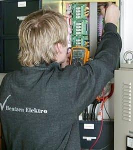 feilsøking elektrisk anlegg
